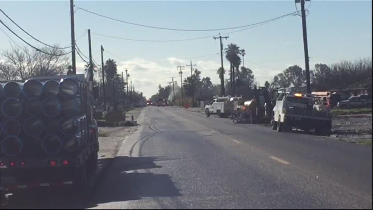 Orange Center Elementary School evacuated due to gas leak