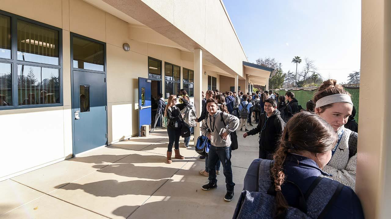 Baird and Bullard Open new Buildings as the District Continues to Improve Facilities
