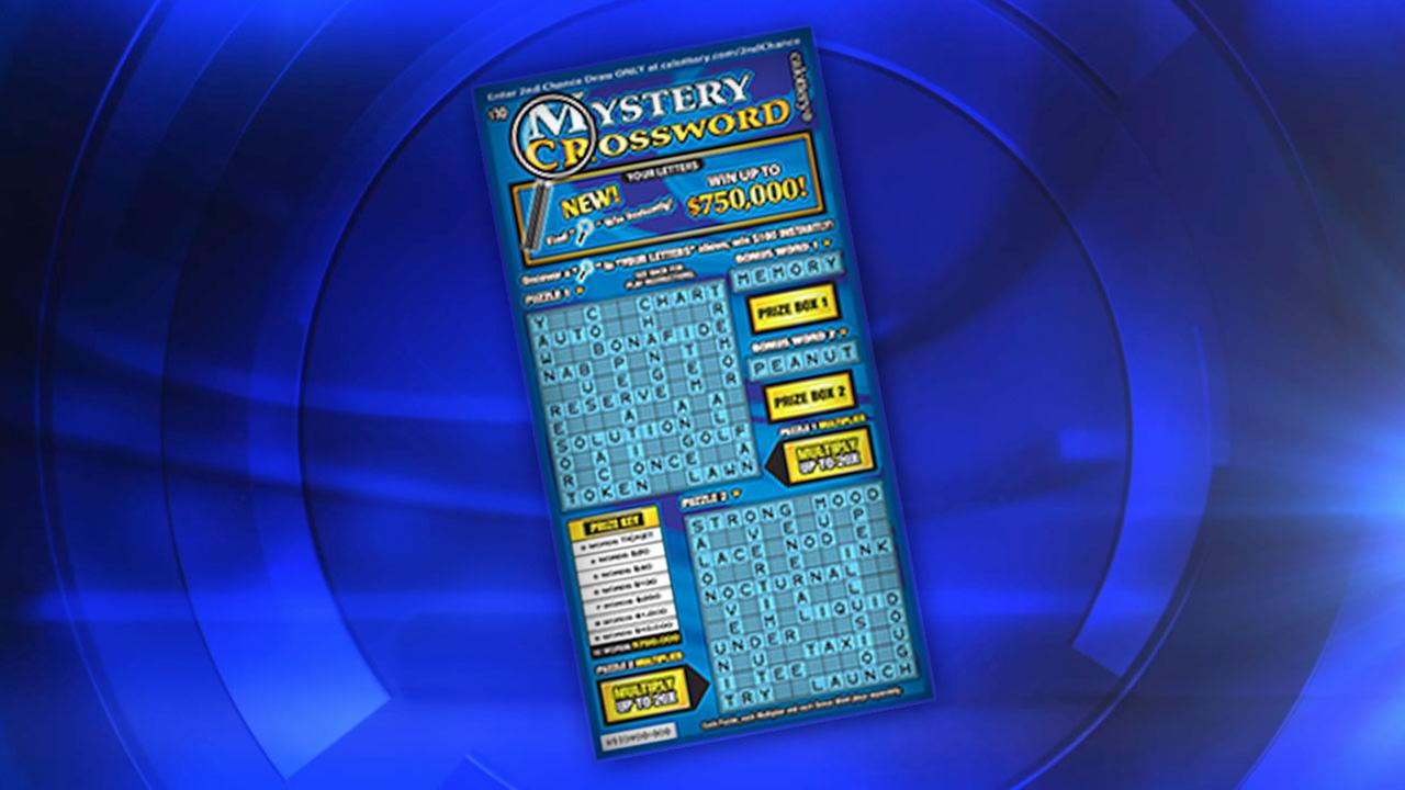 FILE | Mystery Crossword Scratchers