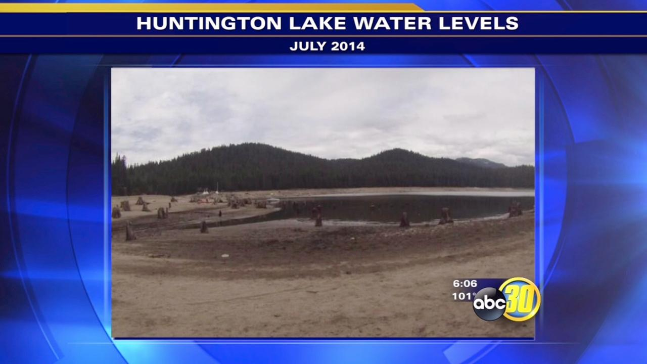 Drought cancels High Sierra Regatta - 1