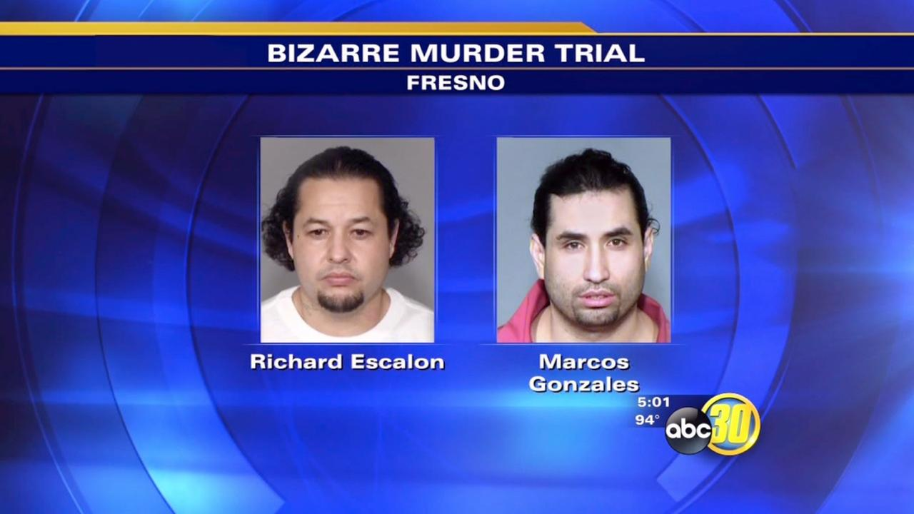 Trial begins for 2 in bizarre murder case in Sunnyside area