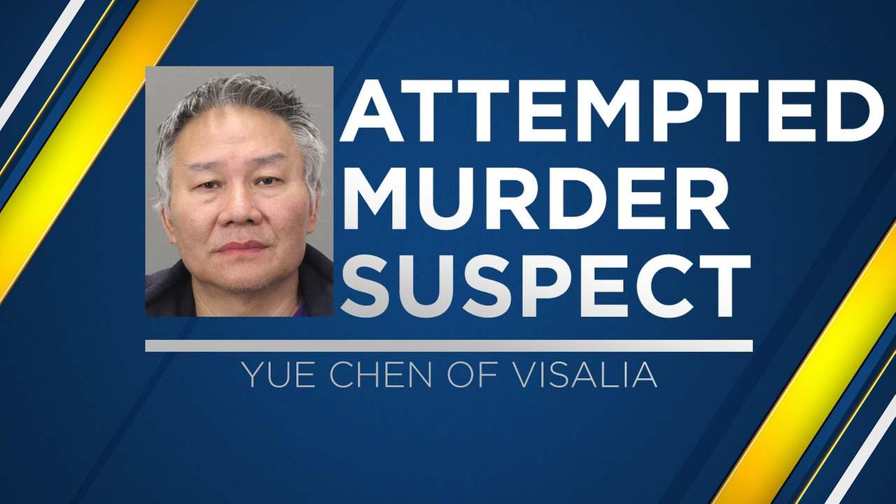 58-year-old Yue Chen of Visalia