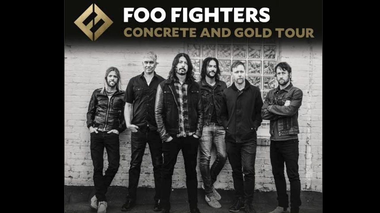 Foo Fighters to play at Save Mart Center in Fresno