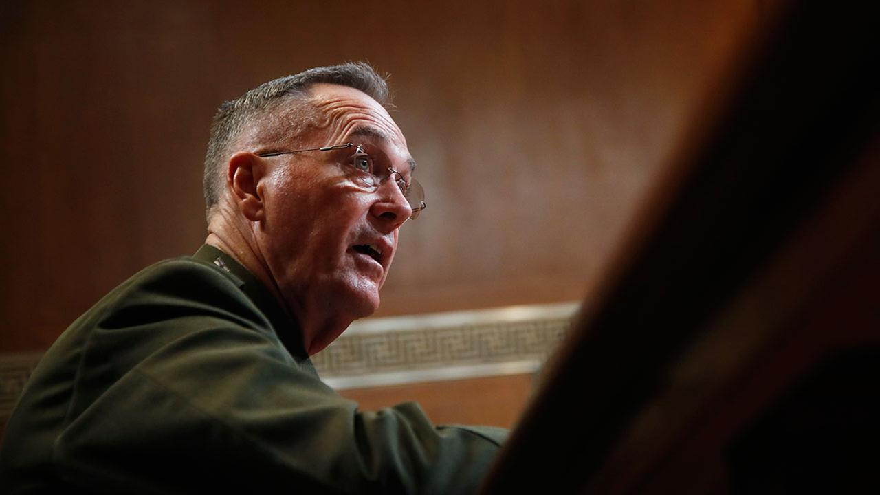FILE: Joint Chiefs Chairman Gen. Joseph Dunford