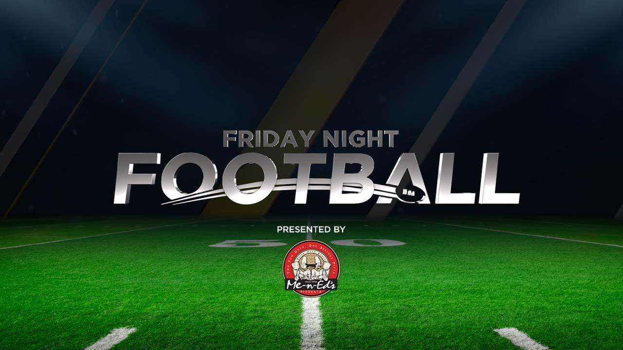 Friday Night Football - Week 8 - Schedules, scores and highlights from around the Valley