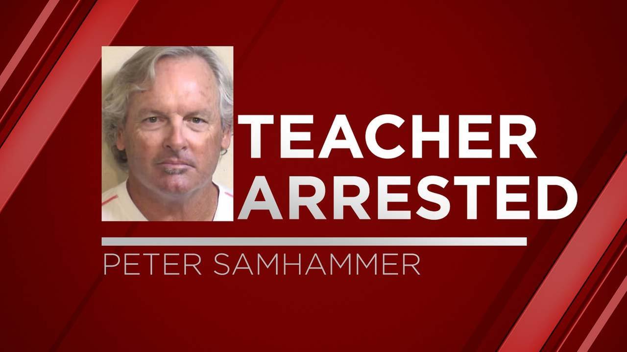 California elementary teacher accused of choking children with jump rope