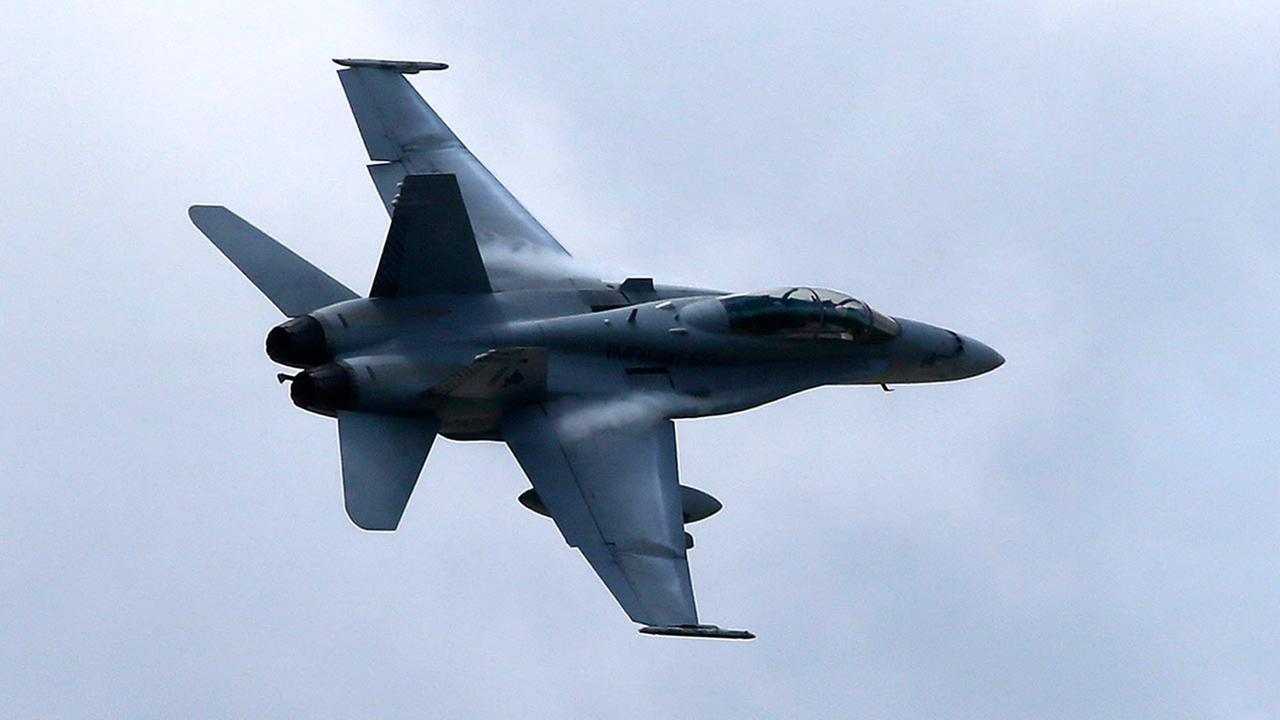 FILE: President Obama authorized U.S. airstrikes in northern Iraq, Thursday, Aug. 7, 2014
