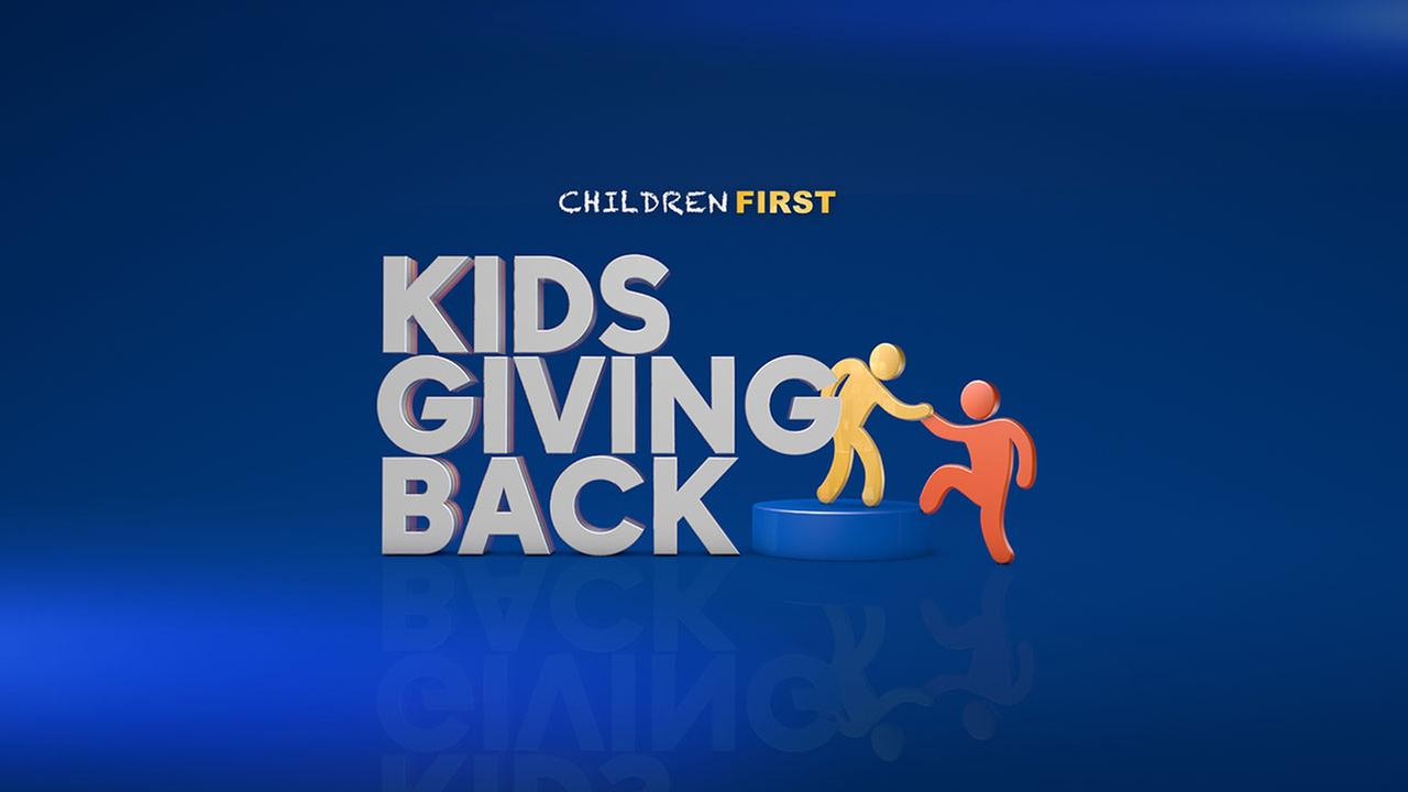 Children First: Kids Giving Back