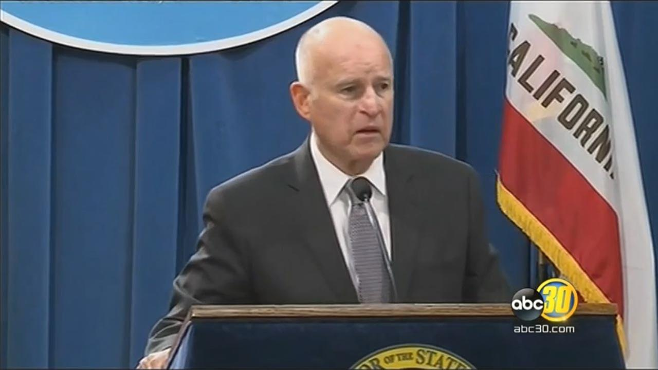 Brown's final budget plan proposes $132 billion in spending