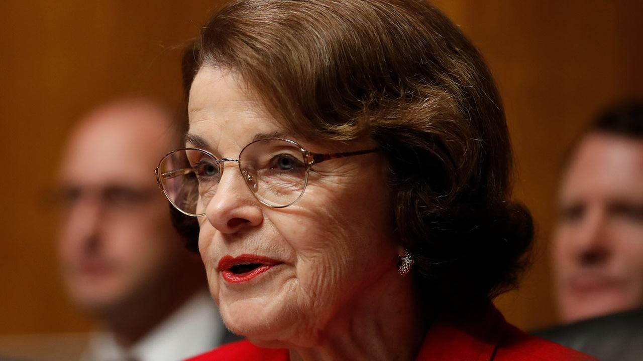 FILE: Sen. Dianne Feinstein, D-Calif.
