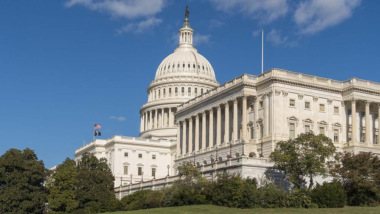 House lawmakers have unveiled a bipartisan bill to overhaul how sexual harassment claims are handled on Capitol Hill. (Shutterstock)