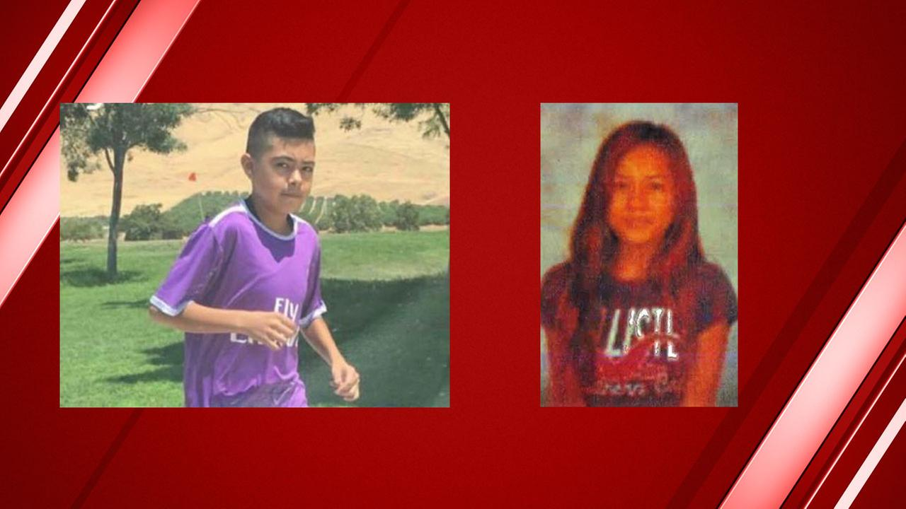 Missing children from Woodlake found safe