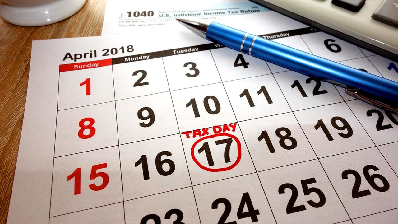 Tax day is Tuesday and for many who havent filed an extension, its crunch time. (SHUTTERSTOCK)