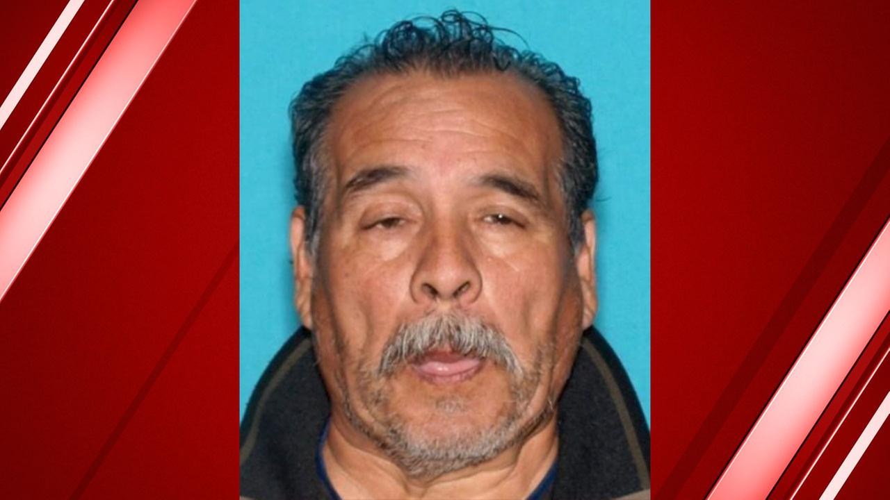 Hernandez is 61 years old and is described as 52, 170 lbs and has a mustache.