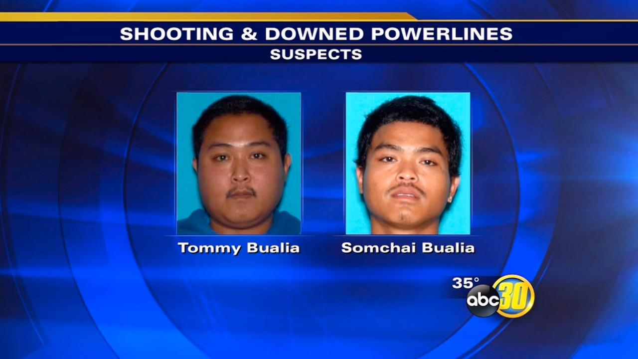 Brothers face charges for shooting power lines in Central Fresno