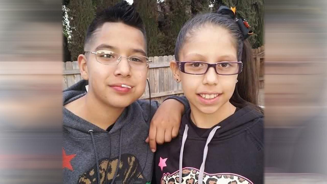 Visalia police say missing brother and sister have been found safe