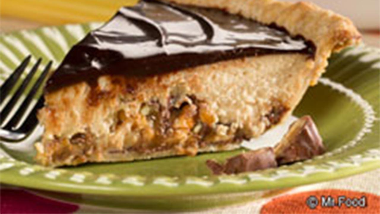 Candy Bar Pie Recipe
