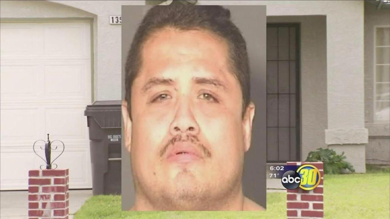 Parlier murder suspect Joel Valera