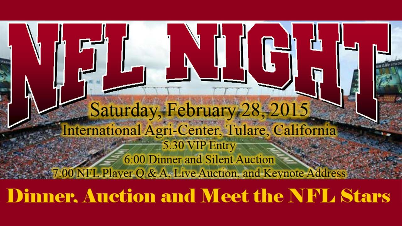 NFL Night at the International Agri-Center