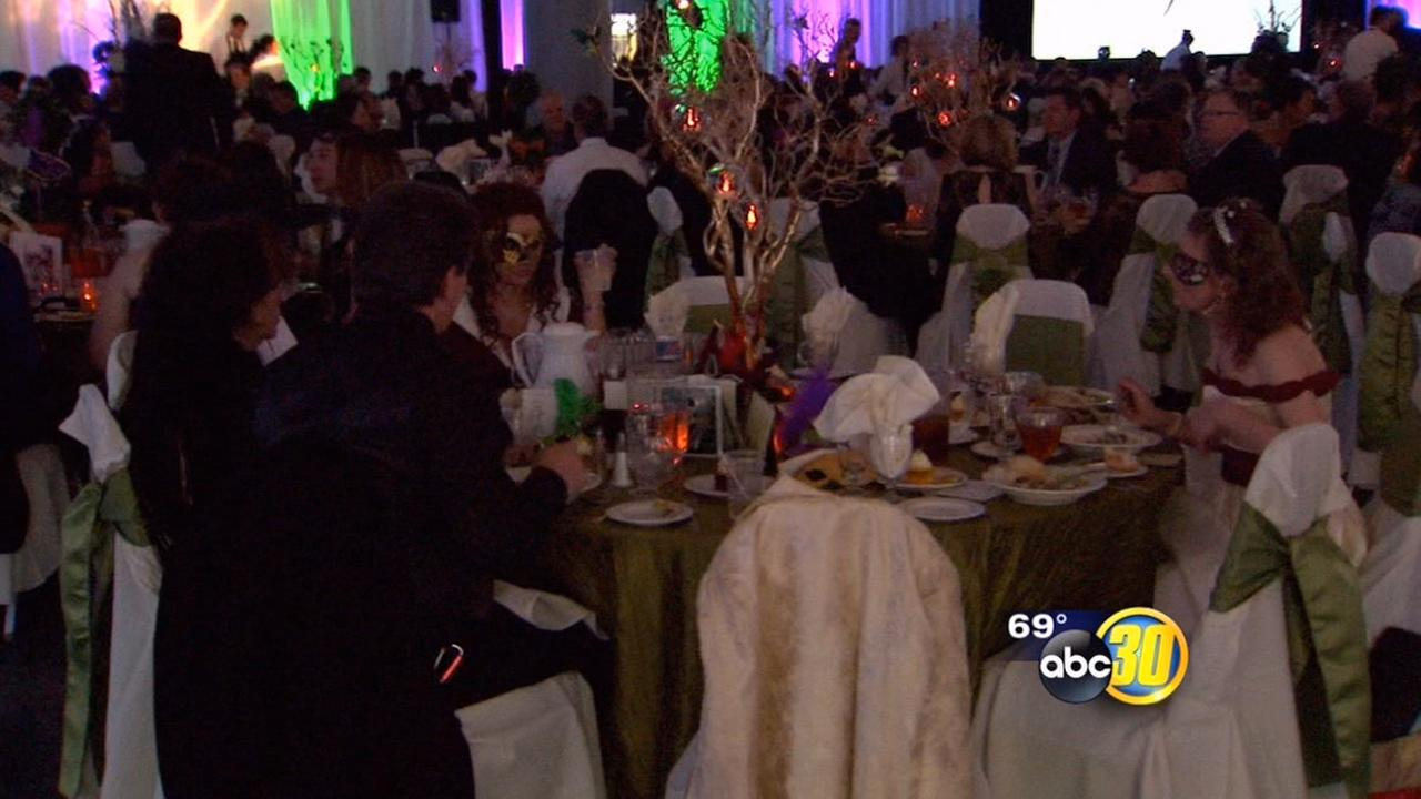 Moonlit Garden Masquerade raises funds for United Way of Fresno County