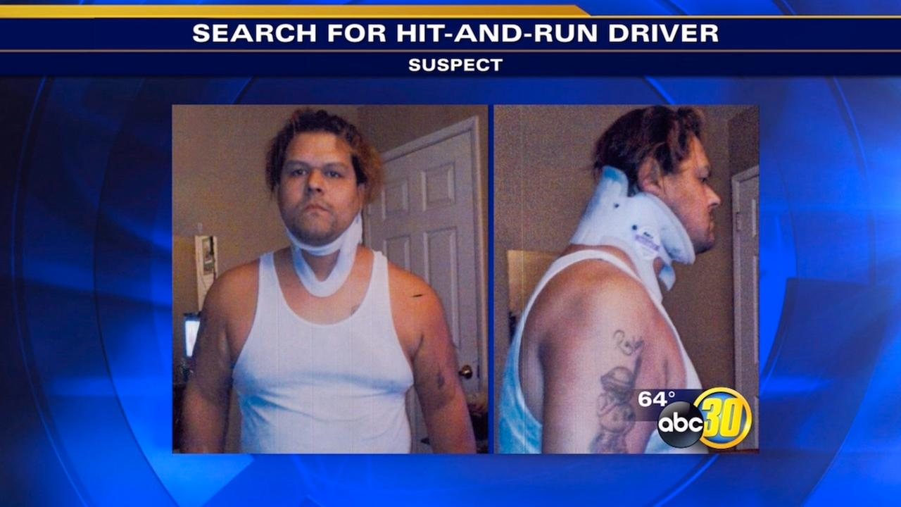 Suspected hit-and-run driver sought after deadly crash in Fresno