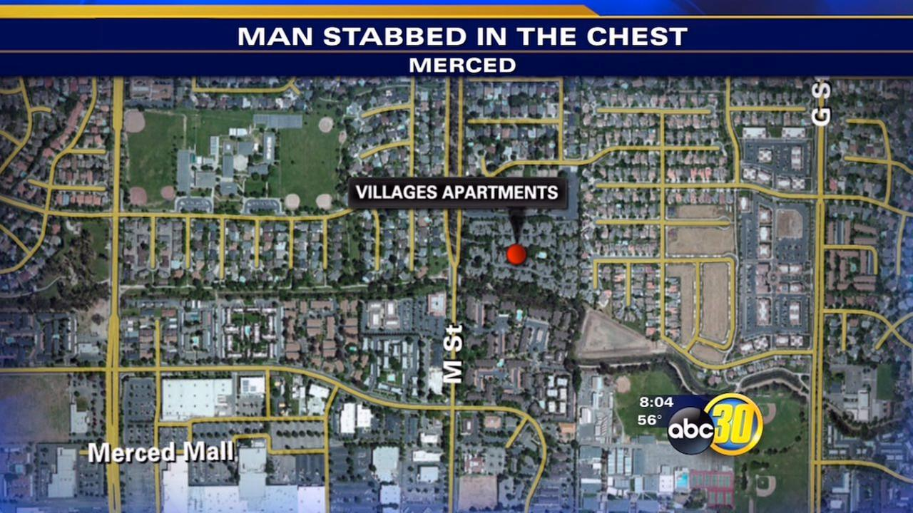 Teen sought in stabbing of sisters boyfriend in Merced