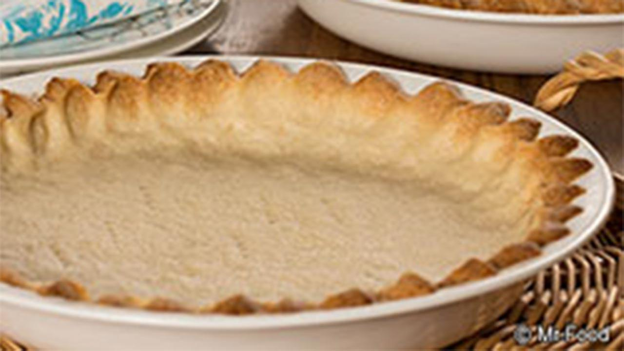 No Roll Pie Crust