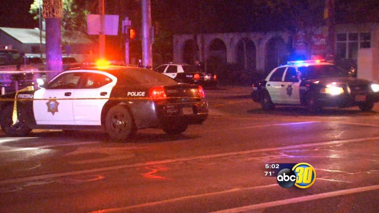 2 arrested, 2 wanted after man shot during attempted robbery in Southeast Fresno