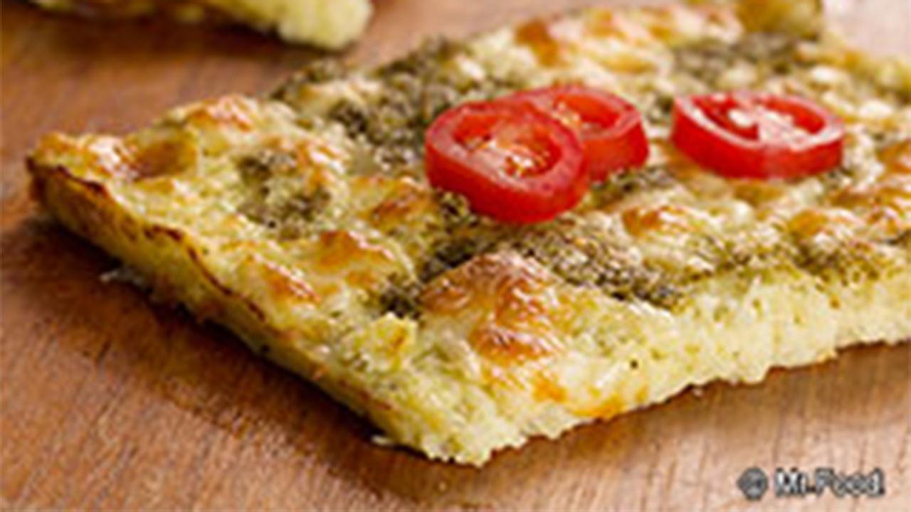 Cauliflower Flatbread