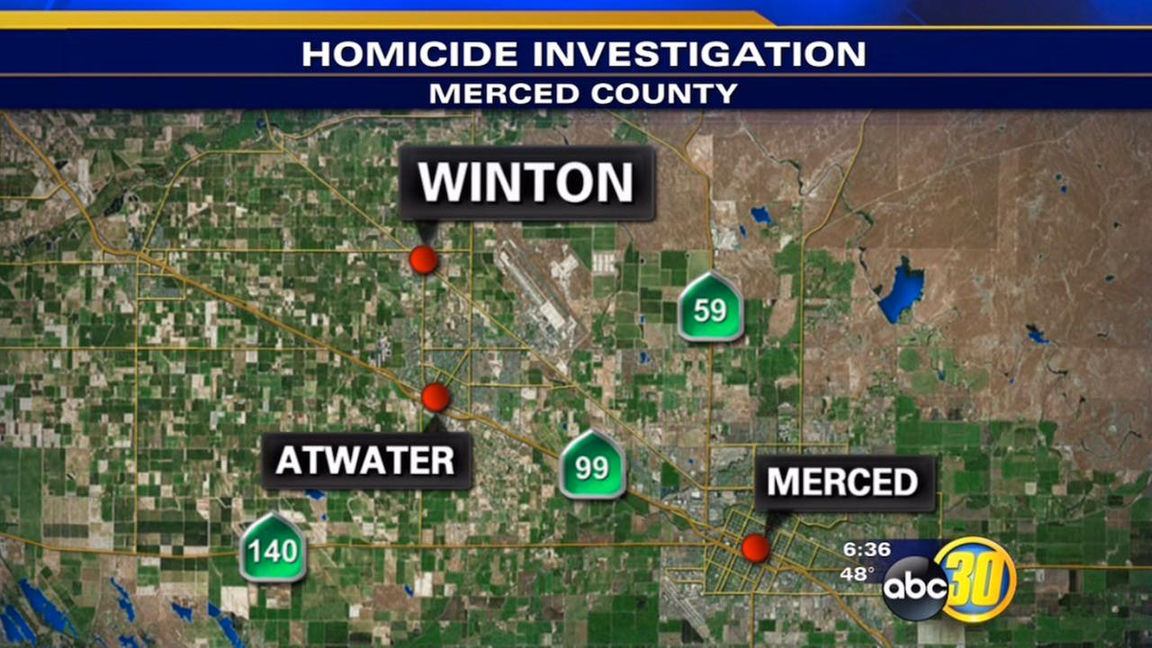 2 killed in 2 Winton shootings