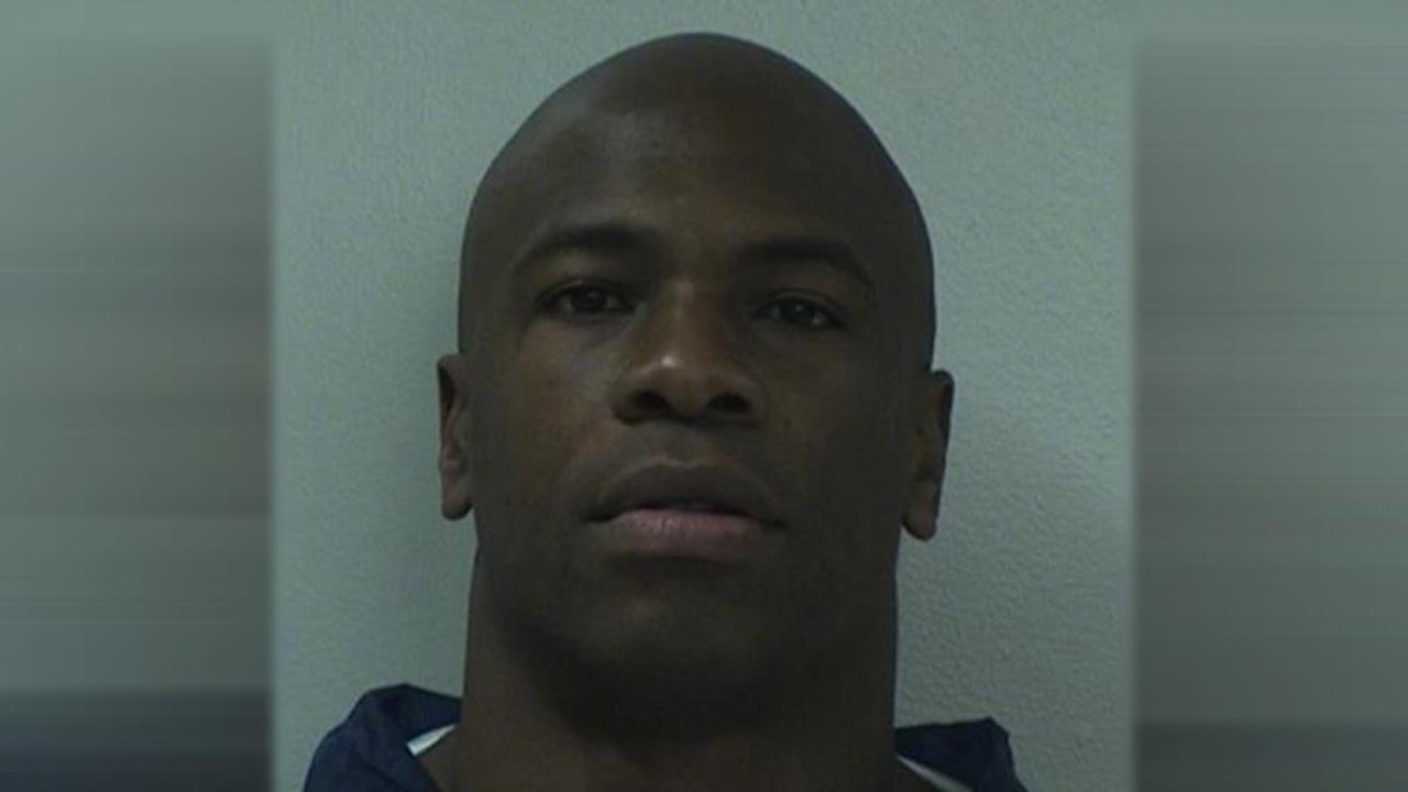 Former NFL running back Lawrence Phillips