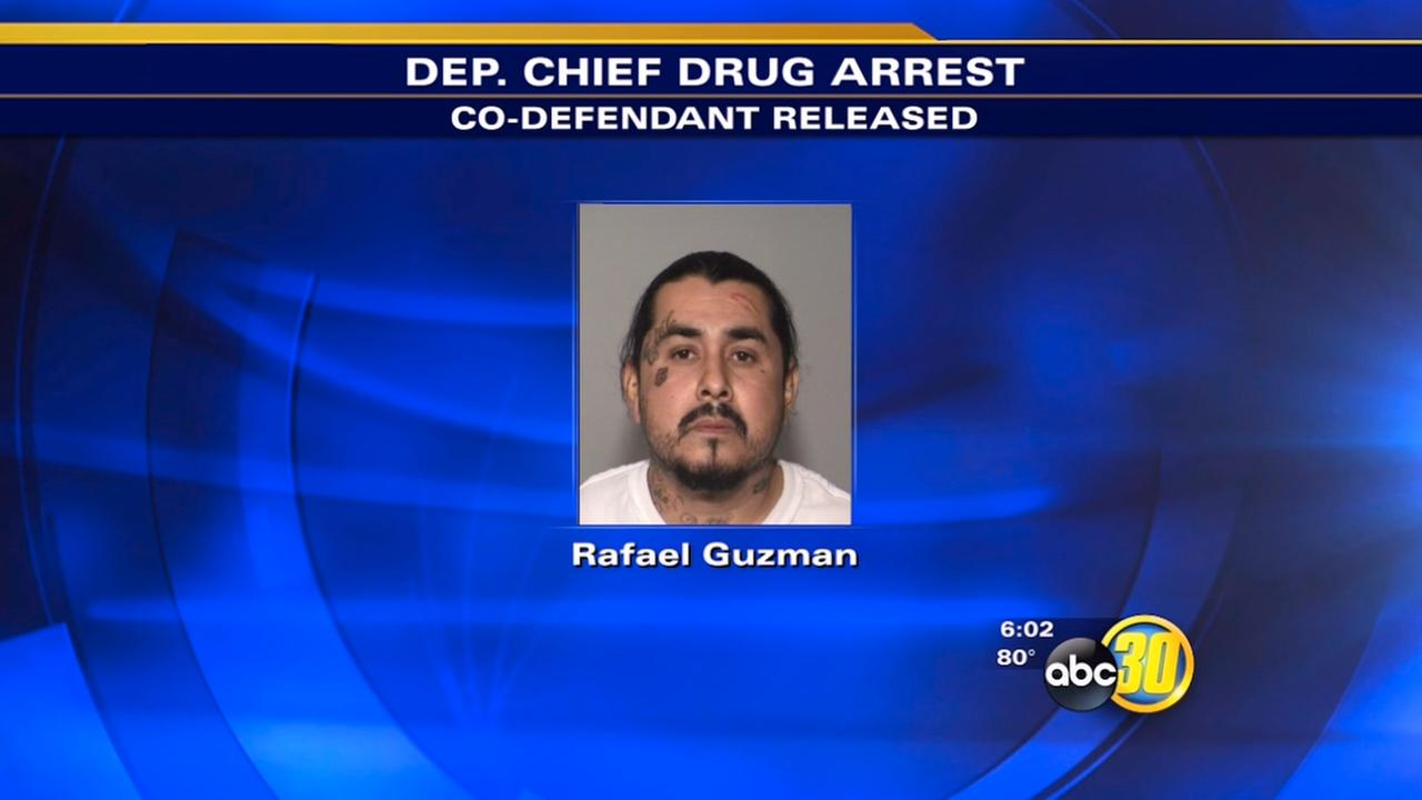 1 of 6 accused in drug case with Ex-Fresno deputy police chief released from jail