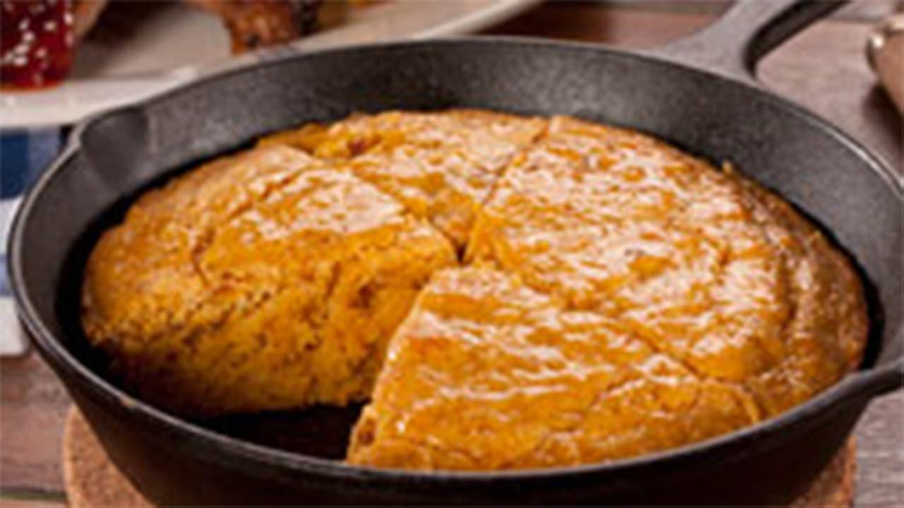 Kickin Corn Bread recipe