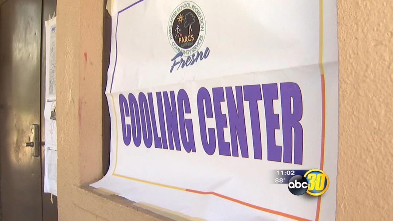 Fresno cooling center