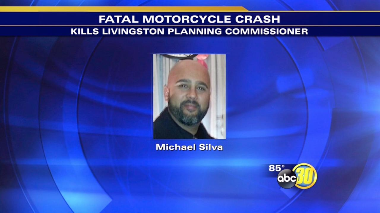 Livingston planning commissioner killed in motorcycle crash