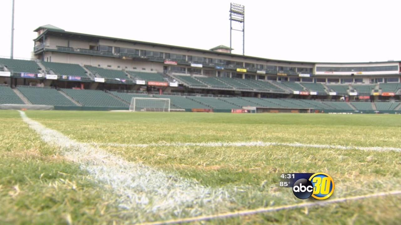Soccer match expected to attract record crowd to Downtown Fresno