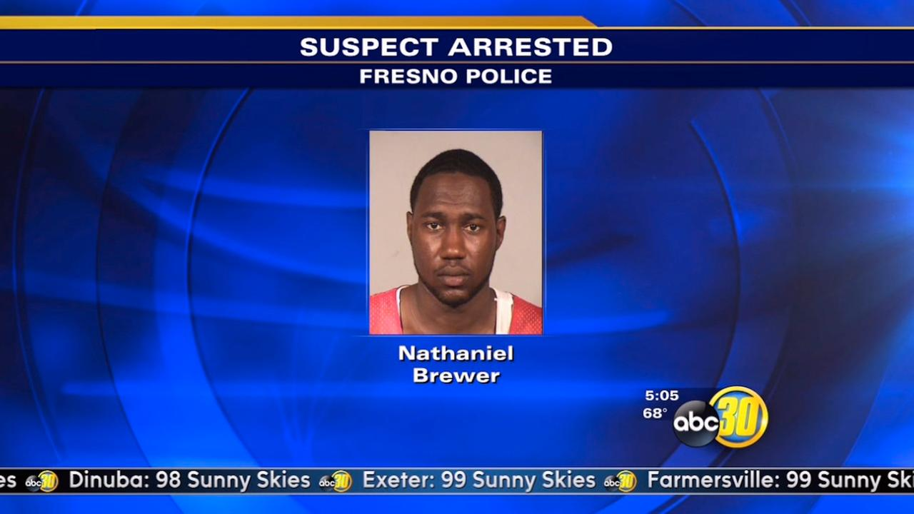 32-year-old Nathaniel Brewer