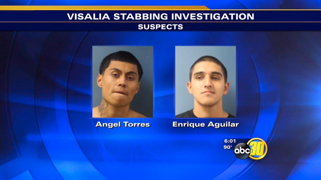 Visalia man in critical condition after stabbing