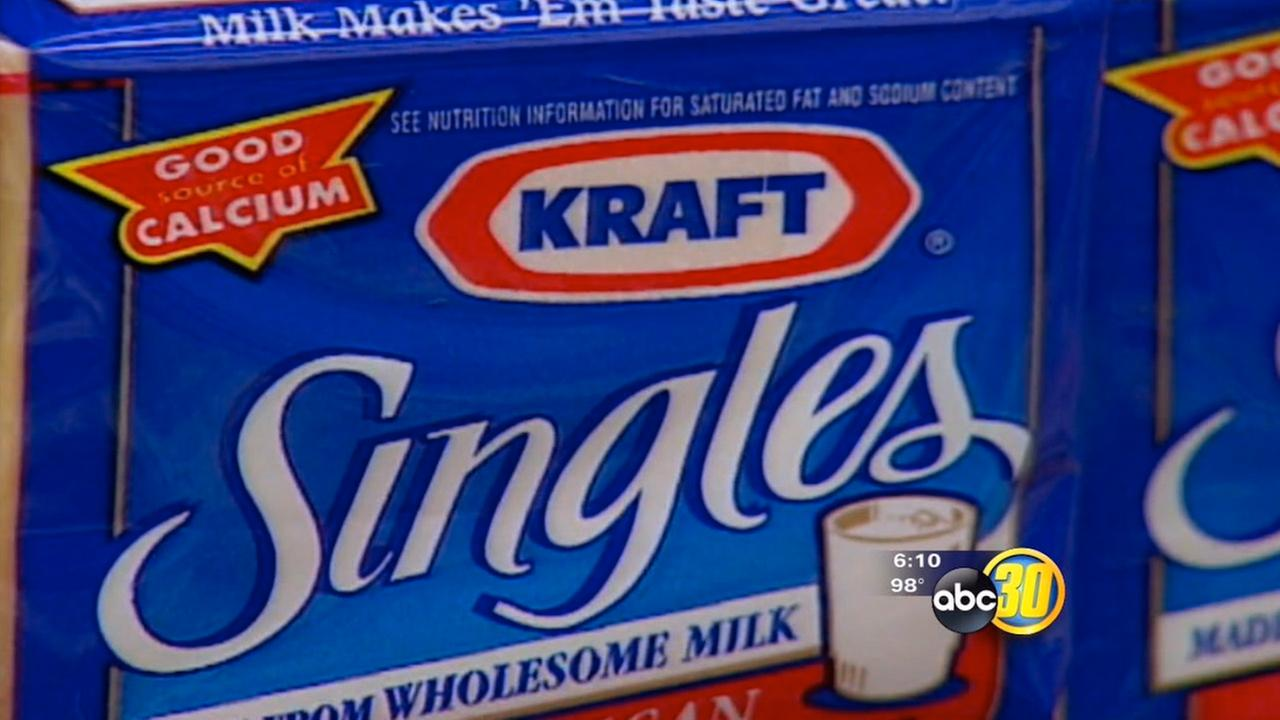 Kraft Singles recalled due to choking hazard
