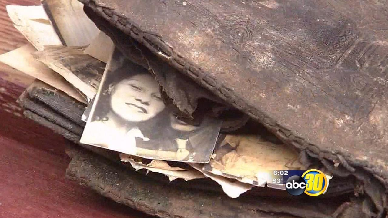 Wallet lost during World War II returned to California veteran