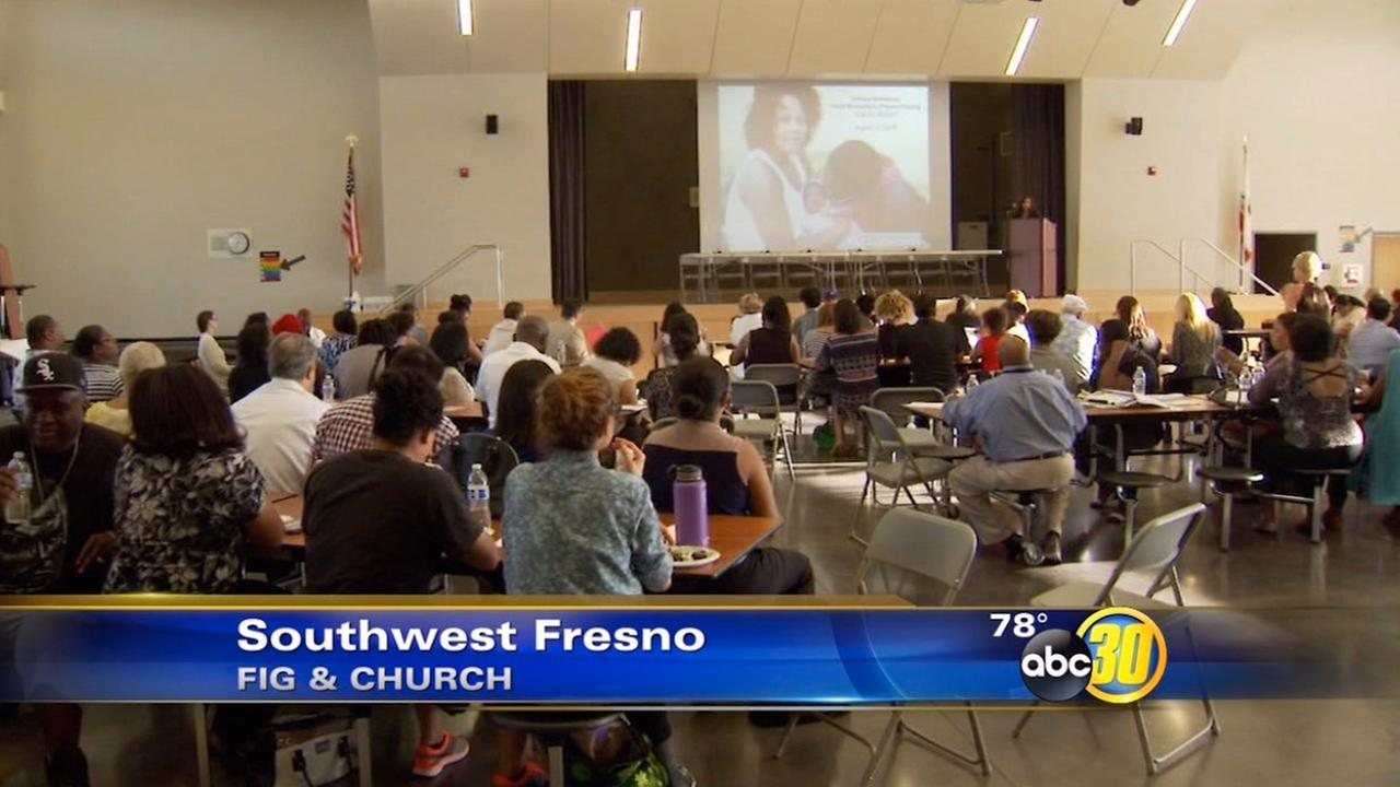 High African-American baby mortality rate discussed at Fresno meeting