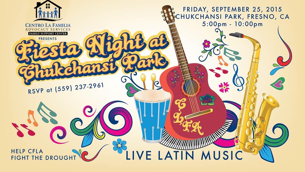 Fiesta Night at Chukchansi Park