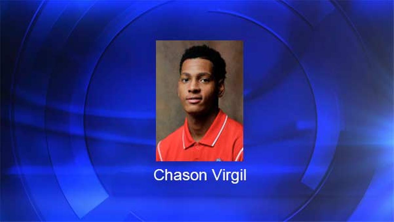 Fresno State Quarterback Chason Virgil