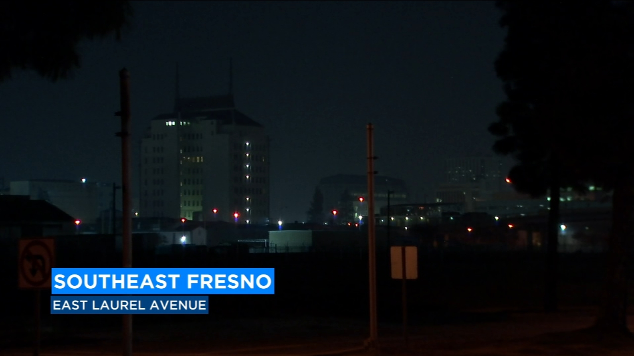 The Fresno Police Department received more than 300 911 calls regarding gunfire between 11pm and two in the morning.