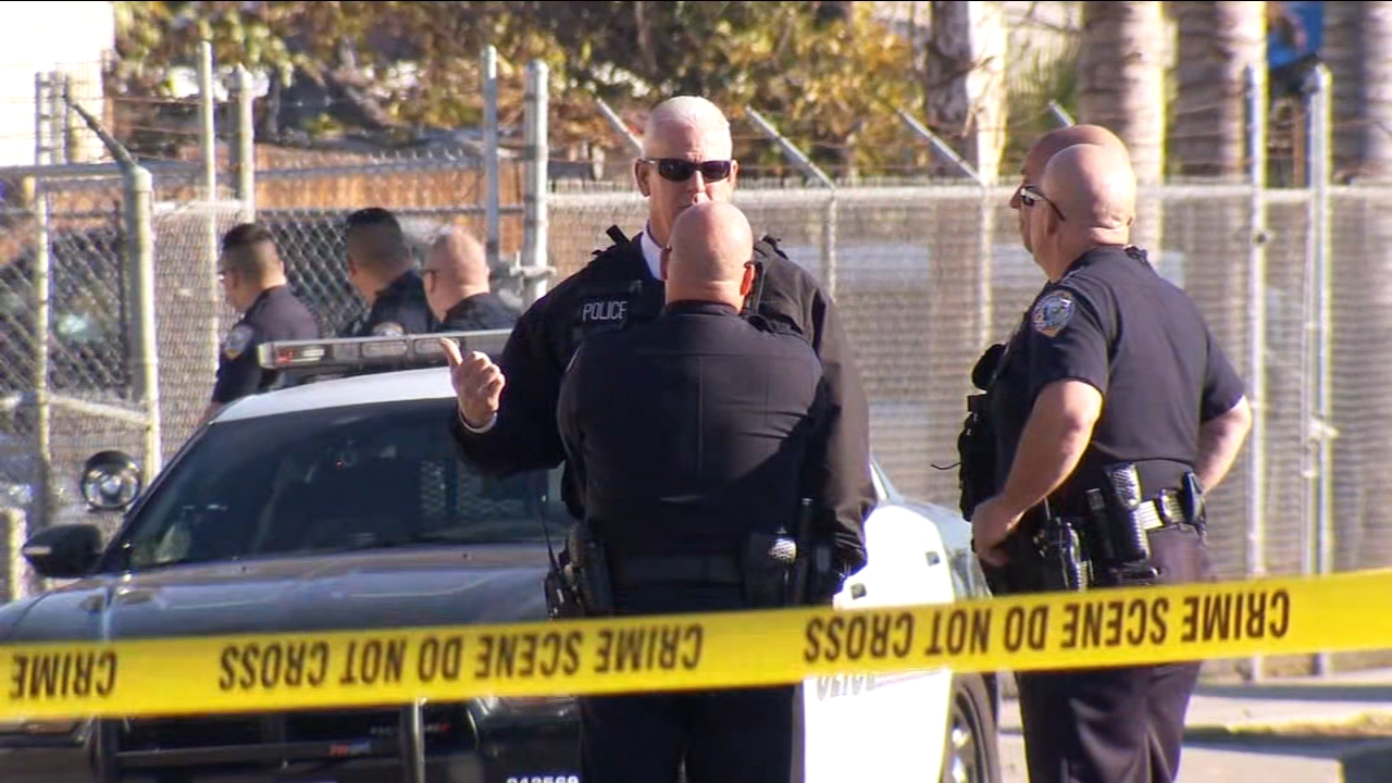 A 33-year-old man was arrested after a 2-hour long standoff with police in Visalia on Thursday.