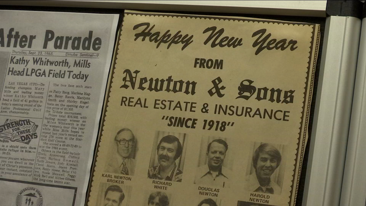 Tulare and Fresno Counties oldest family-owned real estate company is celebrating a huge milestone.