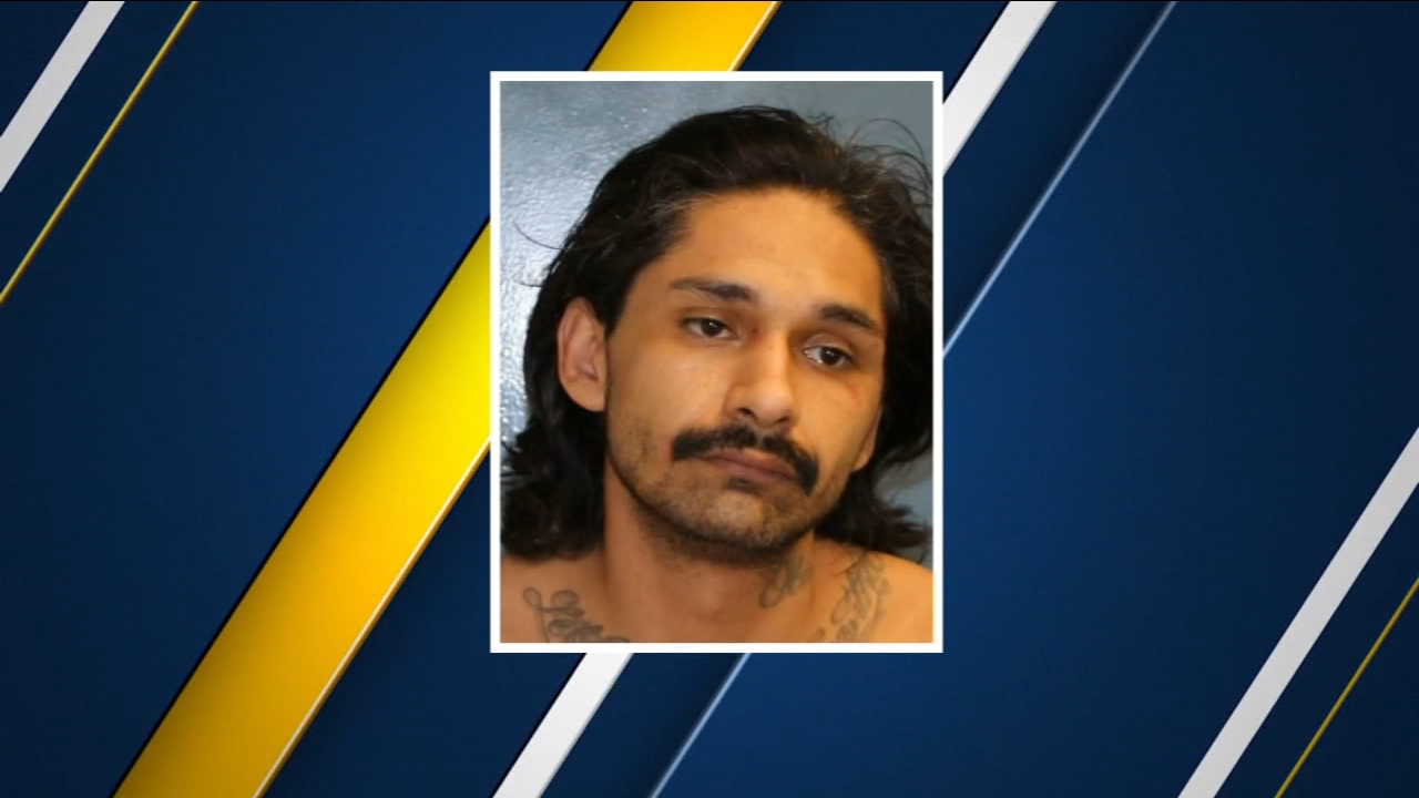 The man who was shot and killed after a 2-hour standoff in Visalia on Thursday had a history of run-ins with the law.