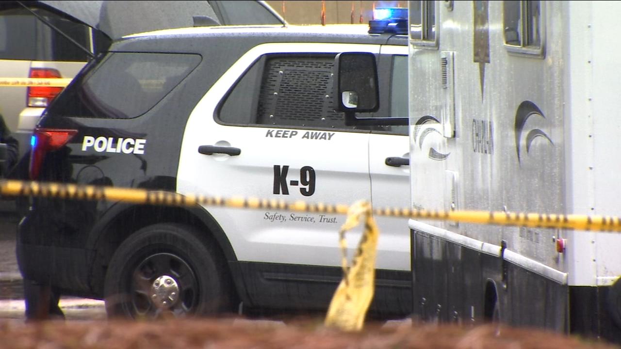 Standoff near Bulldog Stadium escalates to officer-involved shooting, suspect killed