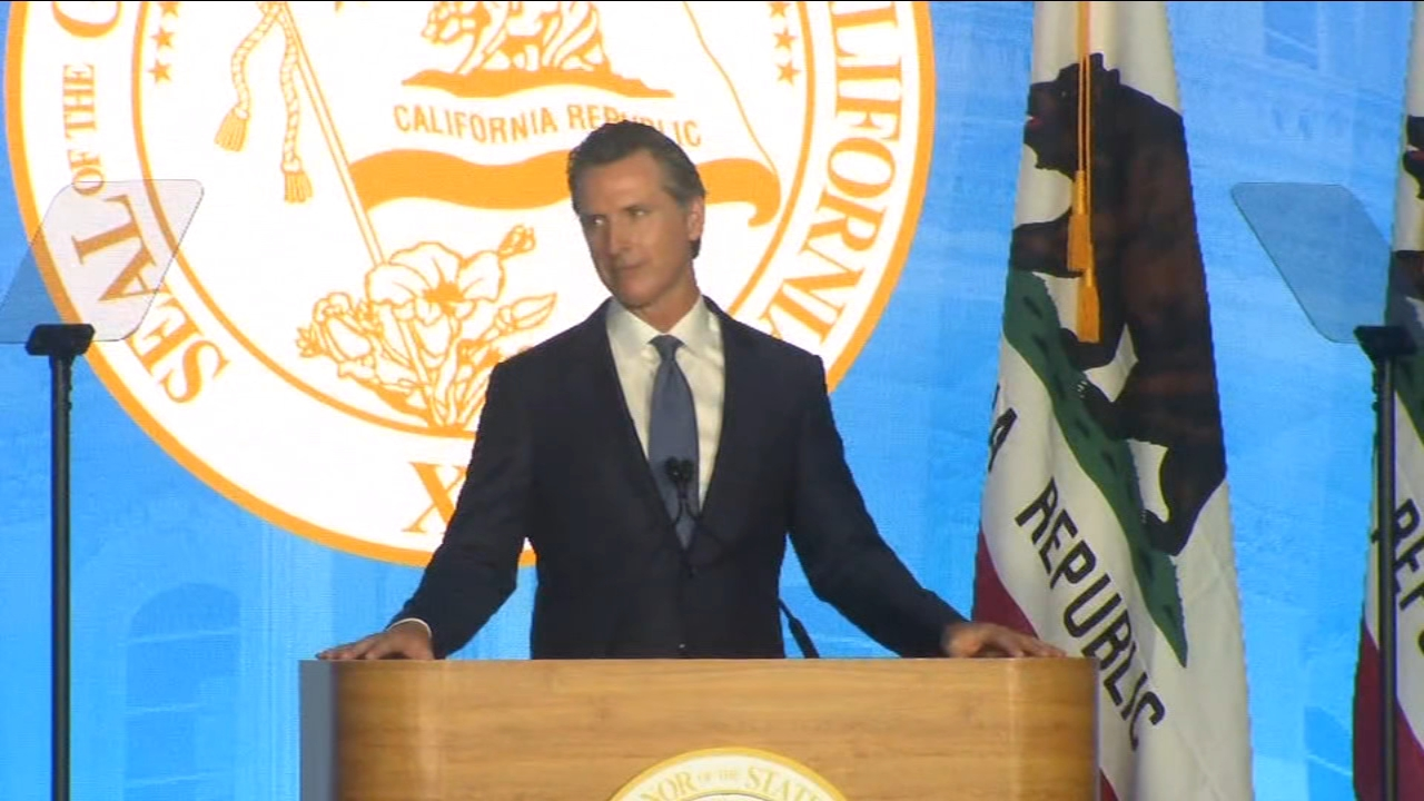 Local politicians hope Newsom will bring both parties together to work on needed changes