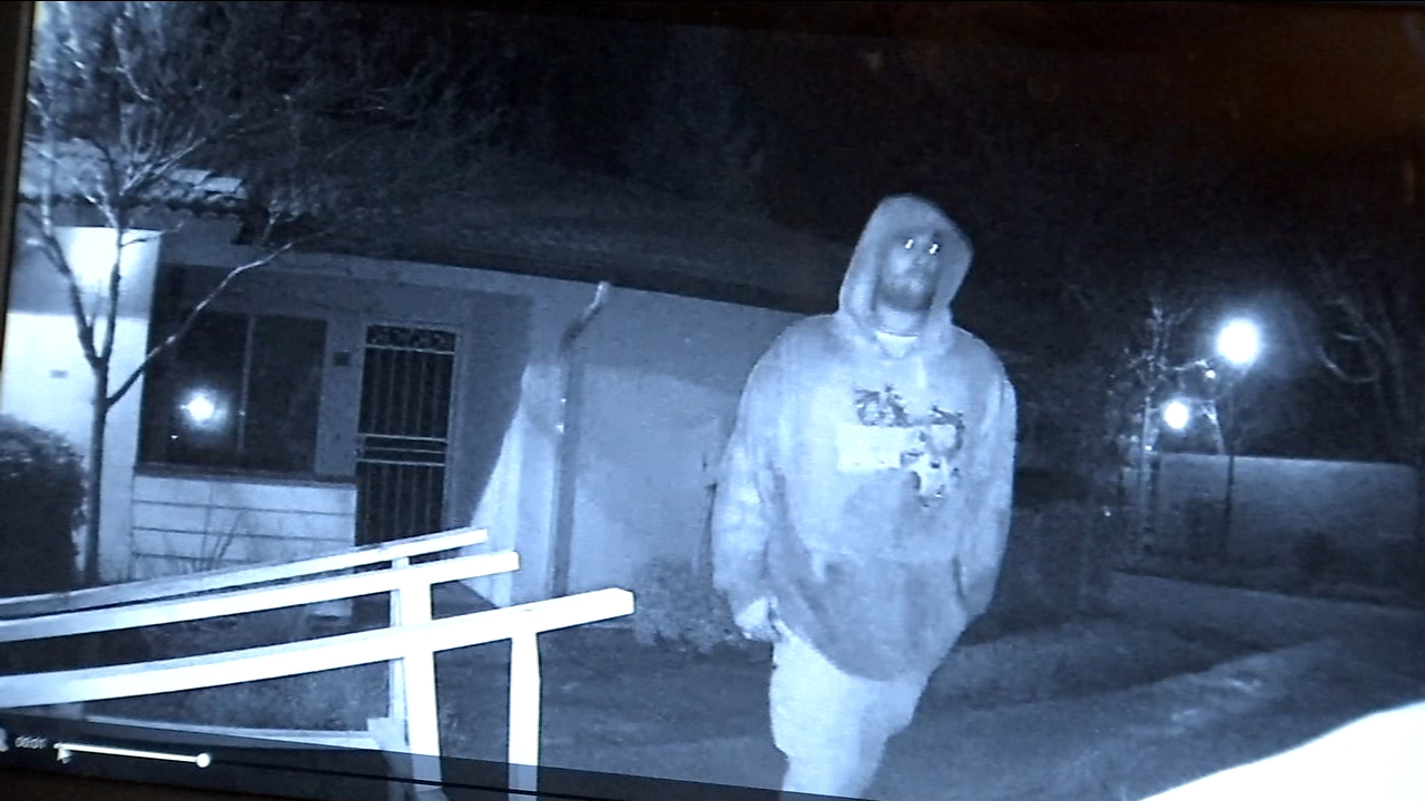 I work hard all my life to have what I have: Thief snatches mans home surveillance camera